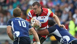 Shane Monahan - Gloucester Rugby