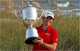 Rory McIloy US PGA Champion
