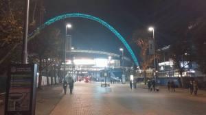 Jaguars at Wembley 2