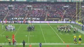 Jaguars at Wembley