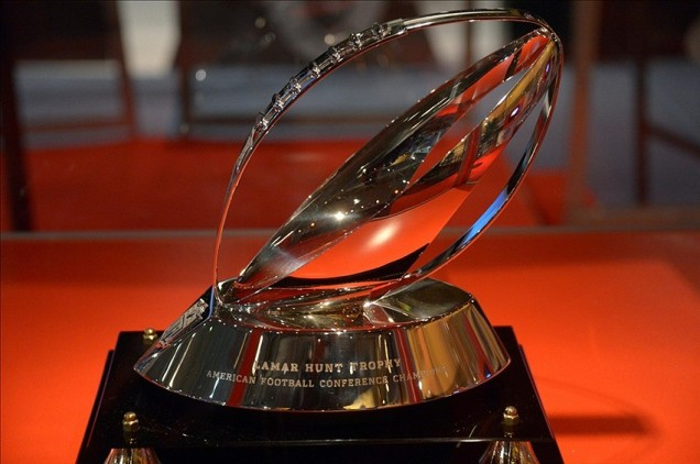Lamar Hunt Trophy
