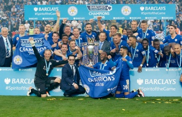 Leicester City v Everton - Barclays Premier League