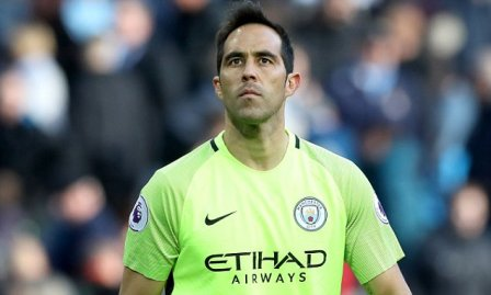 Claudio Bravo File Photo
